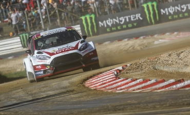 2016 WorldRX of France (RD8)