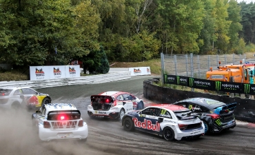 2016 WorldRX of Germany (RD11)