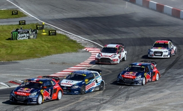 2016 WorldRX of Norway (RD5)