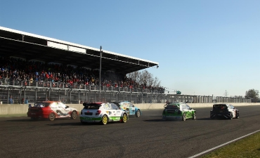 CEZ & Austrian RX Championship Slovakiaring 2017_1