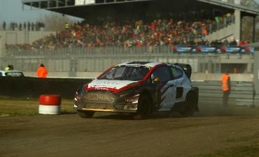2017 CEZ & Austrian RX Championship Slovakiaring